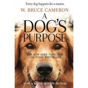 A Dog's Purpose: A Novel for Humans, Paperback