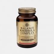 SOLGAR BALANCE RHODIOLA COMPLEX 60 CAPSULAS