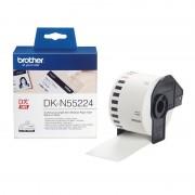 Brother DK-N55224 Rolo de Impressão de Etiquetas