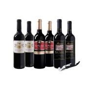 Romig Rood Wijnpakket