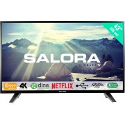 Salora 3500 series 43UHS3500 43'' 4K Ultra HD Smart TV Zwart LED TV