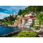Puzzle Ravensburger - Lacul Como Italia, 500 Piese