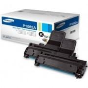 Samsung MLT-P1082A/ELS (SV118A) Toner Zwart Voordeelbundel 2-pack
