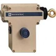 Comutator cu fir declansare oprire urgenta - cu lampa pilot - Comutatori declansare urgenta, semnalizare avarie - Preventa xy2 - XY2CE1A296 - Schneider Electric
