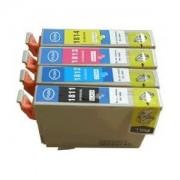Pack 4 cartouches pour Epson