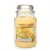 Yankee Candle Flowers In The Sun Large Jar Retail