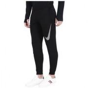Nike Black Polyester Track pants for Men