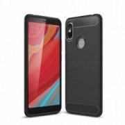 Husa TECH-PROTECT TPUCARBON Xiaomi Redmi Note 6 Pro Black
