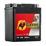 Banner YTX7L-BS Bike Bull AGM motorkerékpár akkumulátor - 50614