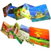 Mousepad con diseños de paisajes varios, 041032
