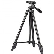 YUNTENG 520 Camera digital video camera Tripod for camera for canon nikon sony Professional tripod aluminum alloy materi