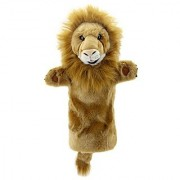 The Puppet Company - Long-Sleeved Glove Puppets - Lion
