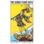 Pocket Rider-Waite Tarot Deck