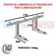 Staffe Staffa Supporto Per Unita' Esterna 150kg