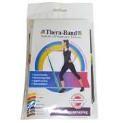 Thera-Band gumiszalag fekete szuper erős 1,5m