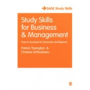 Study Skills for Business and Management - How to Succeed at University and Beyond (Tissington Patrick)(Paperback) (9781446266496)