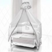 Beatrice Bambini Комплект в кроватку Beatrice Bambini Unico IL Cavallo Nuvole 125х65 (6 предметов)