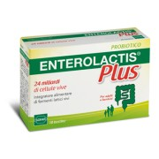 Enterolactis Plus polvere, 10 bustine