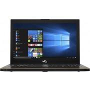 Laptop Gaming ASUS GM501GS (Procesor Intel® Core™ i7-8750H (9M Cache, up to 4.10 GHz) Coffee Lake, 15.6 FHD, 16GB, 256GB SSD + 1TB HDD@5400RPM, nVidia GeForce GTX 1070 @8GB, Wireless AC, Tastatura iluminata, Win10 Pro, Negru)