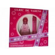 Caseta 2 parfumuri Ulric De Varens Mini Love 25ml 20ml