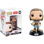 Funko Pop Rey Star Wars Last Jedi Resistance