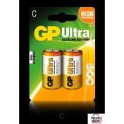 GP Bateria alkaliczna Ultra C / LR14 1.5V