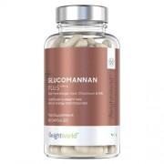 WeightWorld Glucomannan capsules - Onderdruk de eetlust en verliest snel en gemakkelijk gewicht