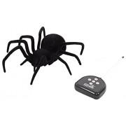 Planet of Toys Radio Control Tarantula (Black) For Kids, Children