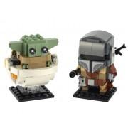 75317 Mandalorianul si Baby Yoda