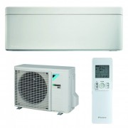 Daikin Stylish Bluevolution 9000 btu FTXA25AW-RXA25A Inverter White