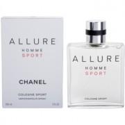 Chanel Allure Homme Sport Cologne agua de colonia para hombre 150 ml