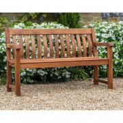 Alexander Rose Cornis St George Bench - 2 Widths Available