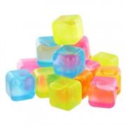 Set cuburi de gheata reutilizabile din 12 piese