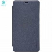 Husa Book Nillkin Sparkle Xiaomi Redmi Note 3, Negru