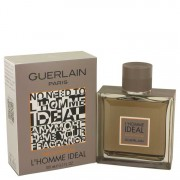 Guerlain L'homme Ideal Eau De Parfum Spray 3.3 oz / 97.59 mL Men's Fragrances 537059