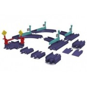 Set sine Chuggington Die-Cast - Intersectii si macazuri