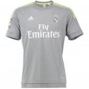Jersey Adidas Real Madrid Visitante Gris
