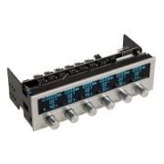 Lamptron FC5V3 Fan Controller 6 Canali 5.25 pollici - Argento