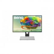 BenQ PD2710QC Monitor Pc Led 27'' 2K Ultra Hd Ips Nero Argento