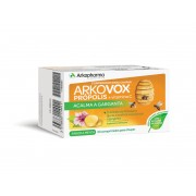 Arkovox Propolis+ Vit. C Menta 24 Pastilhas