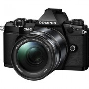Olympus OM-D E-M5 Mark II Kit with 14-150mm Mark II Lens Digitale Camera - Zwart