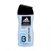 Adidas Dynamic Pulse 3in1 żel pod prysznic 250 ml dla mężczyzn