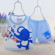 Set haine vara baieti elefant / ursulet