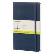 Agenda A5,Moleskine Colored,bleu,velin