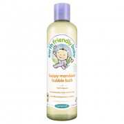 Spuma baie mandarine - Earth Friendly Baby Longeviv.ro