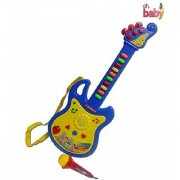 OH BABY Musical Guitar With Button Xinda Small SE-ET-47