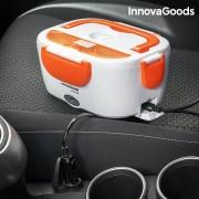 Cutie de mancare cu sistem de incalzire, pentru priza auto