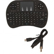 Crystal Digital Mini Portable Wireless Keyboard For Laptop Computer Windows Android TV Box
