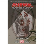 Marvel Deadpool: Original Sin - Volume 6 Now Graphic Novel
