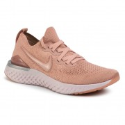 Обувки NIKE - Epic React Flyknit 2 BQ8928 600 Rose Gold/Rose Gold